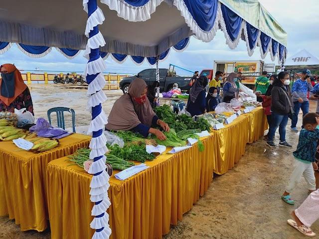 Jelang Lebaran Pemkab Kotabaru Buka Pasar Murah 1 Hari