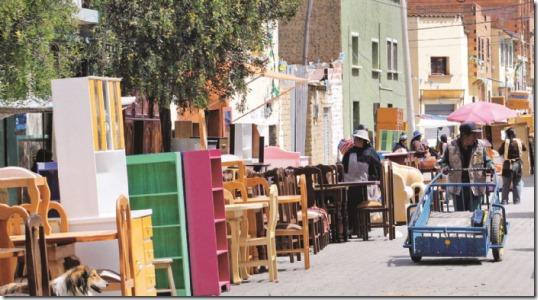Muebles en El Alto