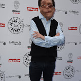 OIC - ENTSIMAGES.COM - Adam Pearson at the  Jeans for Genes Day 2015 - launch party in London 2nd September 2015 Photo Mobis Photos/OIC 0203 174 1069
