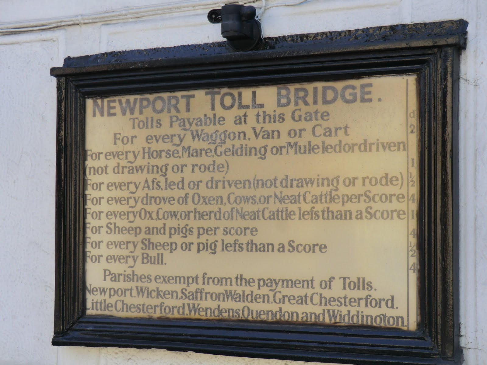 CIMG6078 Newport Toll Bridge