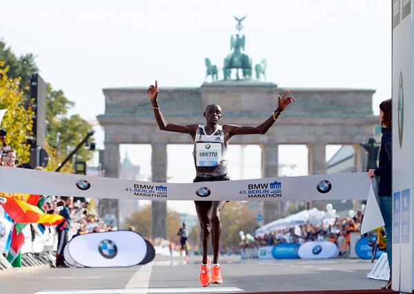 Maratón BMW de Berlín