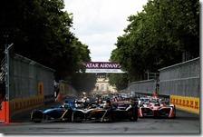 Sebastien Buemi ha vinto l'ePrix a Parigi