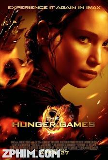 Đấu Trường Sinh Tử - The Hunger Games (2012) Poster