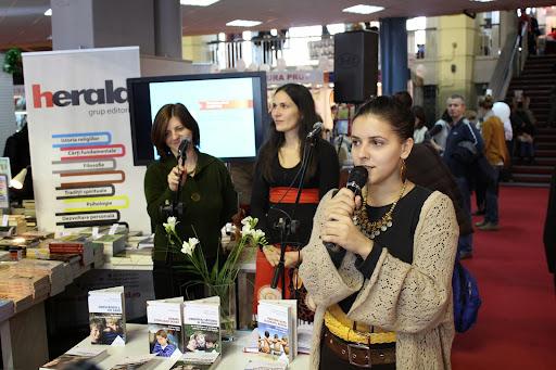 Lansare: Drama copilului dotat de Alice Miller, Parentaj sensibil si inteligent de Daniel Siegel - Gaudeamus Bucuresti 2013