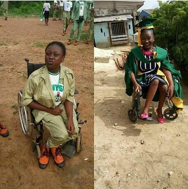 Inferiority complex among disabled