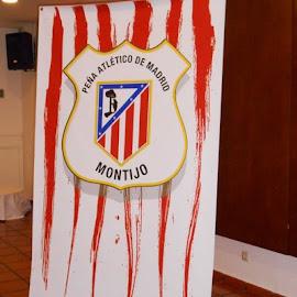 XLI Aniversario Peña Atlético de Madrid de Montijo