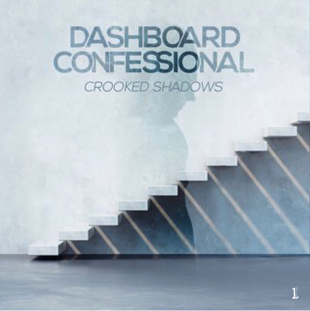 "Dashboard Confessional ""Crooked Shadows"""