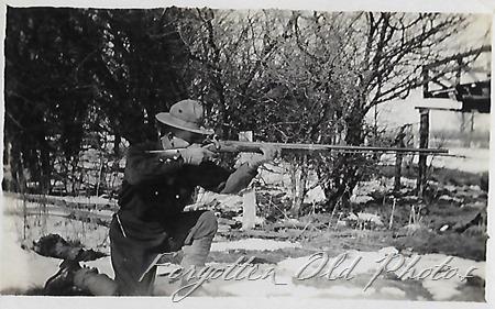 sniper rifle pequot lks