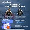 Genjot Kualitas Relawan Muhammadiyah, MDMC Gelar Workshop Jurnalistik Bencana
