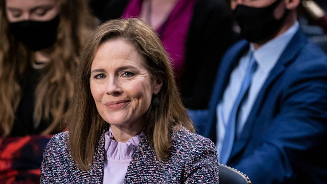 Support For Amy Coney Barrett Confirmation Ticks Up As Hearings Begin