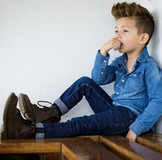 Boy hairstyles :Superior Hairstyles and Haircuts for Boys 2017 13