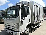 asset financing refrigirated truck