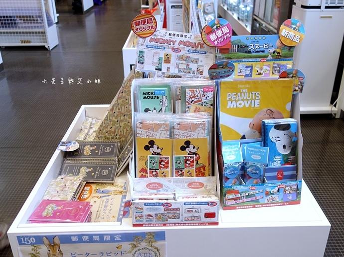 8 日本購物必買 東京 中央郵便局