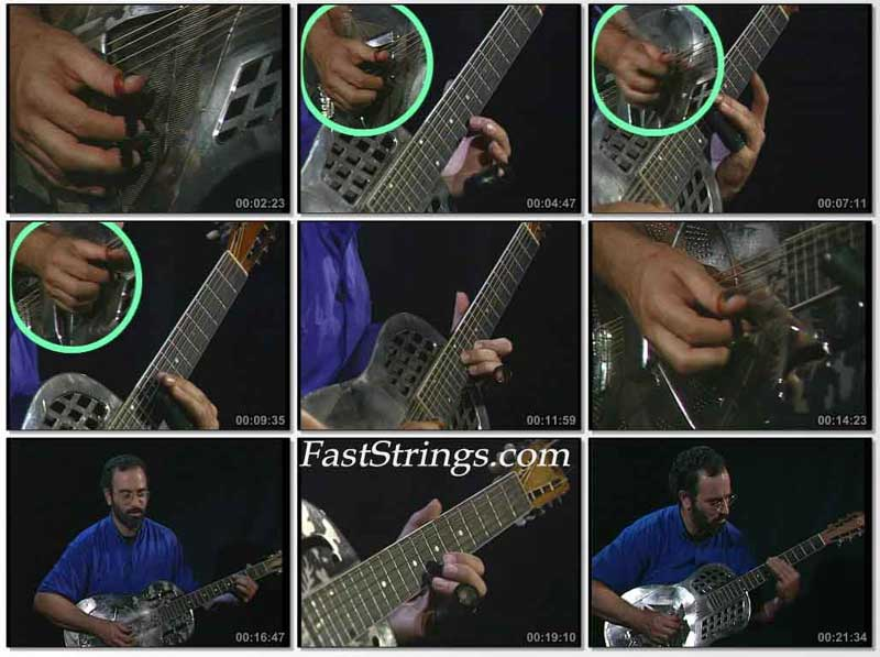 Bob Brozman: Learn To Play Bottleneck Blues Guitar Vol. 3 - Repertoire