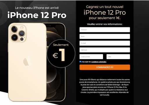 Piggybudget - Win iPhone 12 (France)