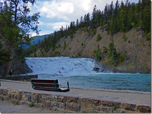 Bow River Falls, Banff, AB