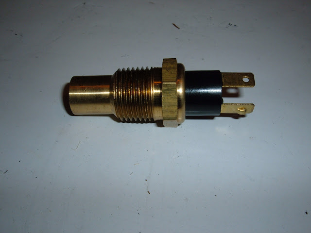 WTSL  ..Water temp sender for all 1959-1966  Nailheads with warning lights. 19.00 each