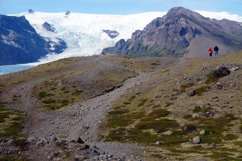 DSC05391 - Another glacier Kviamyrar