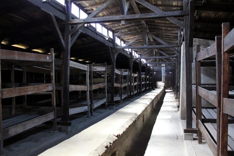 notas de un viajero: visita al campo de concentración de auschwitz