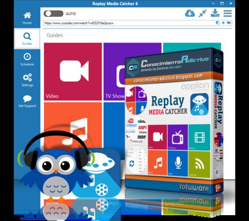 Replay Media Catcher 6.0.0.71