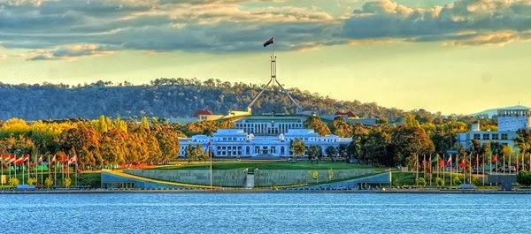Camberra - Distrito Federal Australiano