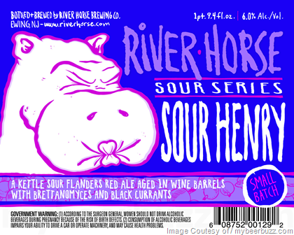 River Horse  Sour Henry