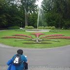 Jardines antigua Casa Presidencial