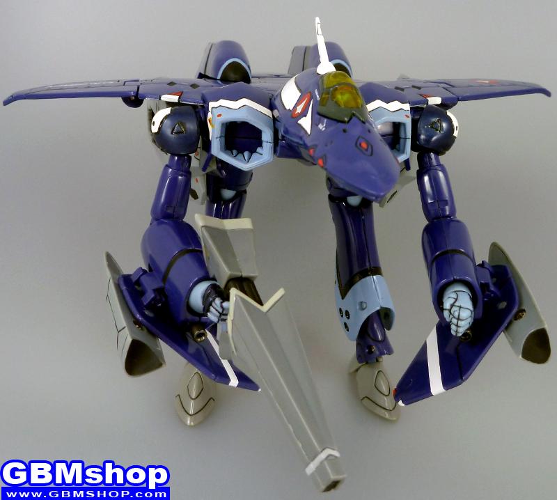 Macross VF-X2 VF-22 VF-X Ravens Sturmvogel II GERWALK Mode with Fast Pack