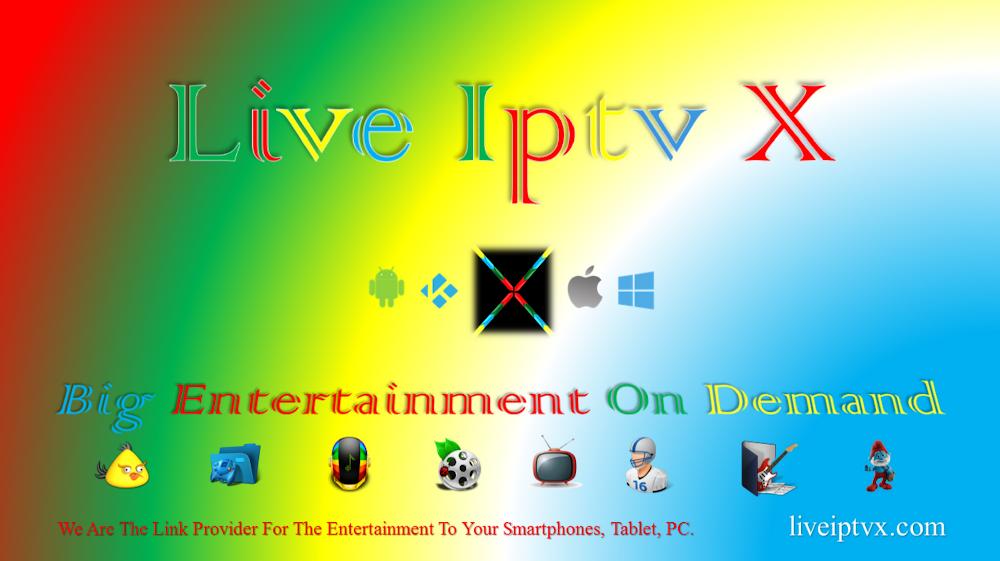 Live Iptv X