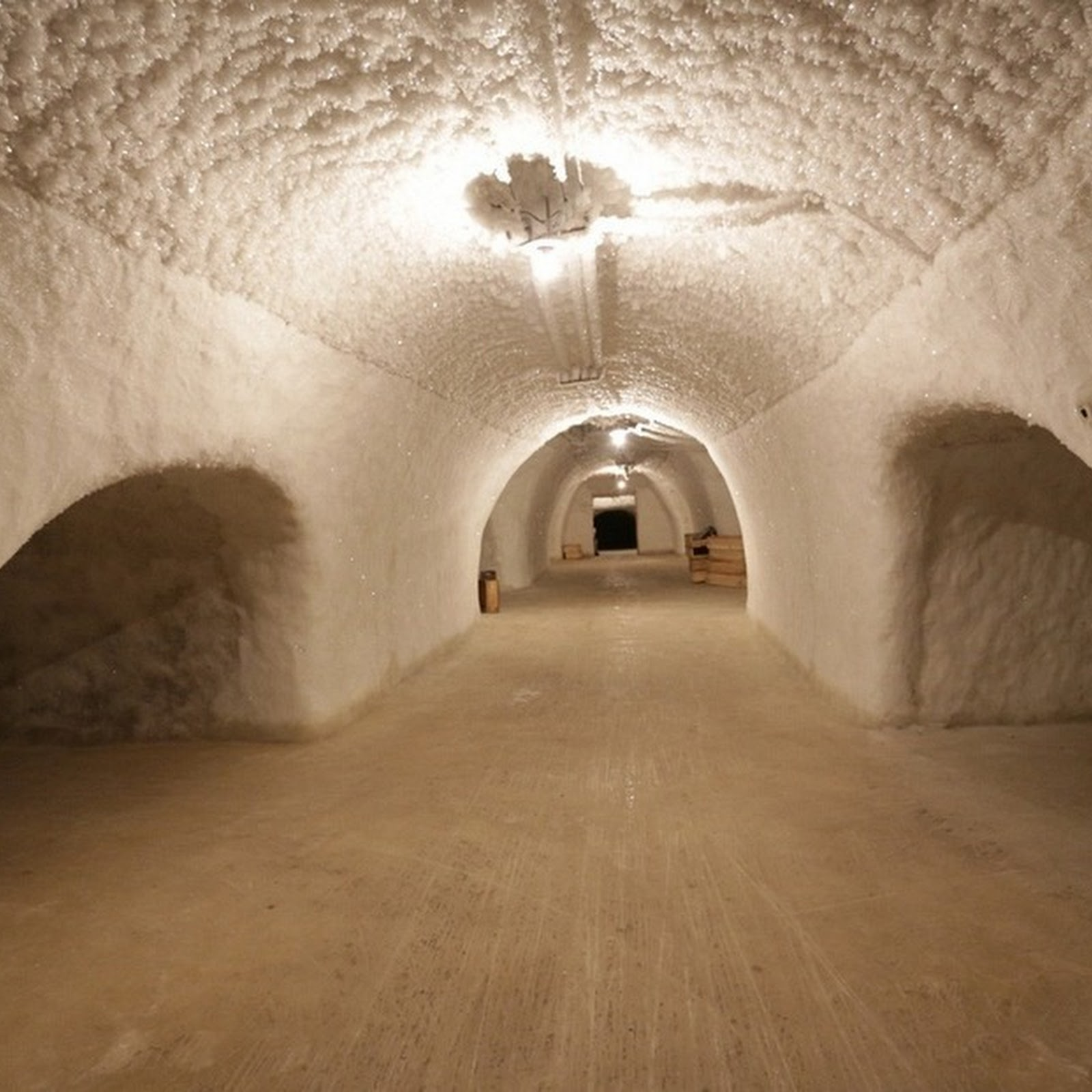Siberia's Cold Storage Ice Tunnels