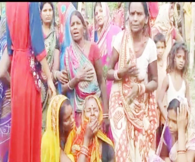 मोतिहारी में अलग-अलग जगहों पर दो प्रवासी मजदूरों की मौत, स्वजनों का रो-रोकर बुरा हाल