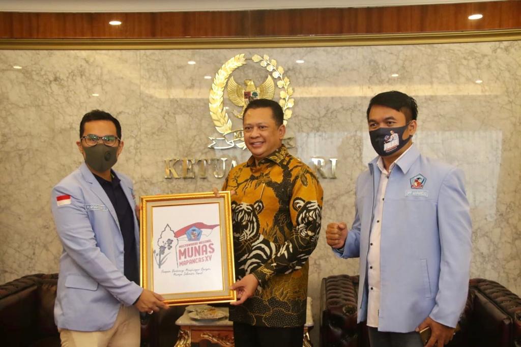 Bersama MAPANCAS, Bamsoet Ajak Kaum Muda Majukan Perekonomian Indonesia