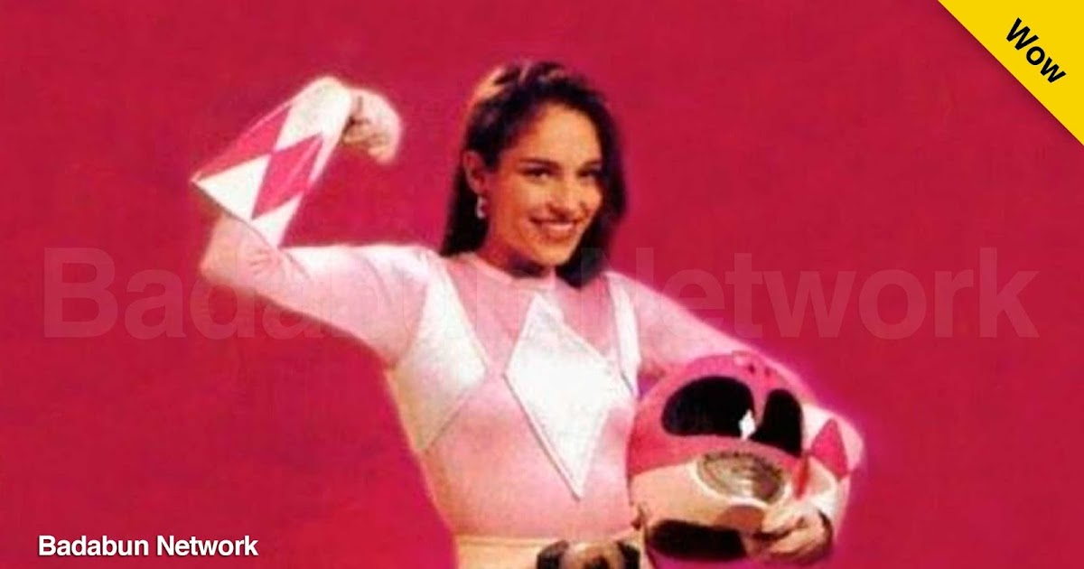power rangers Kimberly amy jo Johnson power ranger rosa