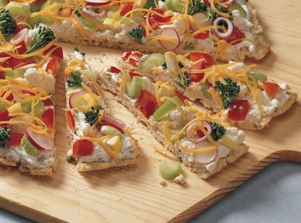 Fishy Fish Pizza