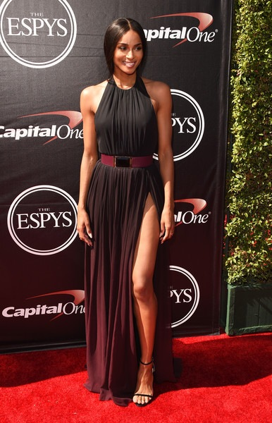 Ciara The 2015 ESPYS Arrivals