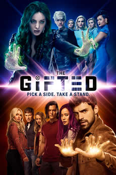 Baixar Série The Gifted 2ª Temporada Torrent Legendado Grátis