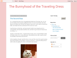 The Bunnyhood of the Traveling Dress screenshot