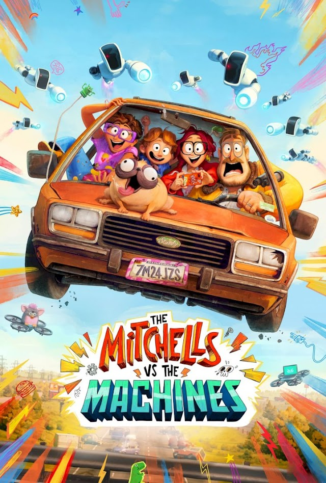 The Mitchells VS The Machines - Full Movie (2021).