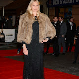 WWW.ENTSIMAGES.COM -    Jodie Kidd       at        Kajaki - UK film premiere at Vue West End Leicester Square, London November 12th 2014Paul Katis's true life drama, about a group of British soldiers who were trapped in a minefield while stationed at the Kajaki Dam in Afghanistan in 2006.                                              Photo Mobis Photos/OIC 0203 174 1069