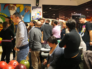 Bowling - Amici Cari - Ottobre 2013