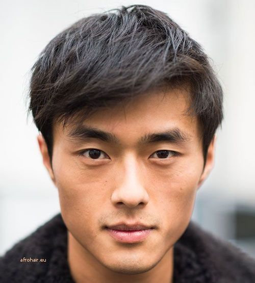 Trendy Asian Men Hairstyles 2018-2019 For Asian Men 1