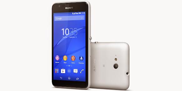 Sony Xperia E4g (white)