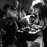 Xome at Triage Sound Series - Elastic Arts Foundation, Chicago - Aug 21, 2007