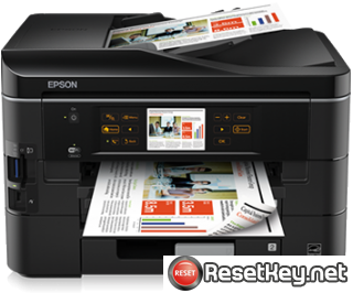Reset Epson BX935FWD printer Waste Ink Pads Counter