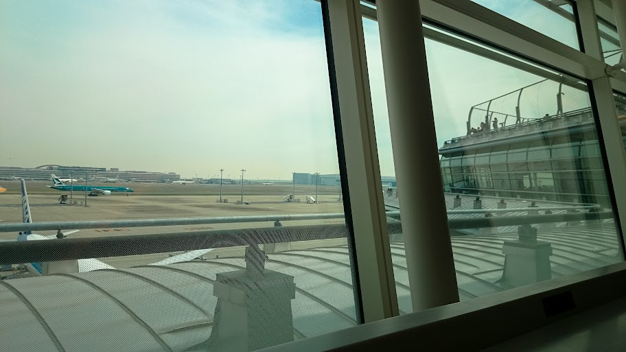 JL%252520F%252520HND LHR 53 - REVIEW - JAL First Class Lounge, Tokyo Haneda Airport
