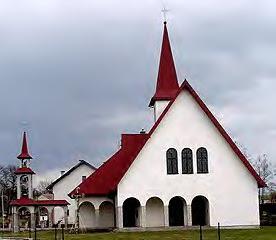 Kościół Parafialny pw. Św. Maksymiliana M. Kolbego w Stróżnej