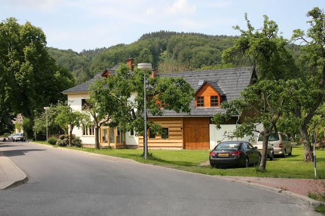 vakantiehuis Mala Skala voorzijde