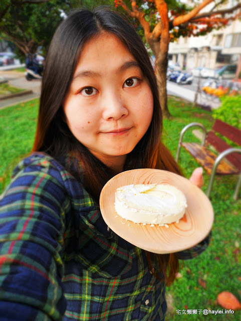 D2惡魔蛋糕 波士頓捲 嚴選法國鮮奶油 奶香濃郁吃起來柔潤不膩口的美味蛋糕捲 健康養身 宅配食記 攝影 民生資訊分享 美式料理 飲食集錦