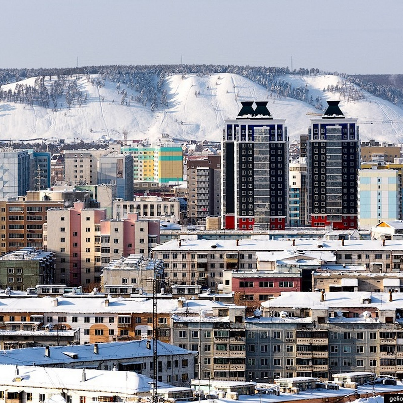Yakutsk: The Coldest City in the World