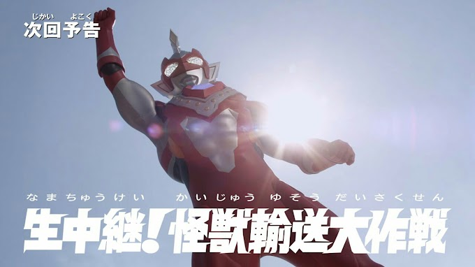Spoiler Ultraman Z Episode 3